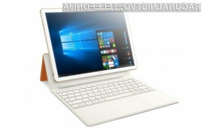 Huawei MateBook E: Prestižni hibridni prenosnik proti vsem!