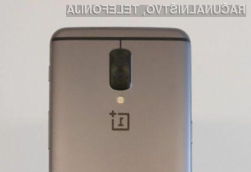 Od pametnega mobilnega telefona OnePlus 5 se nedvomno pričakuje veliko!