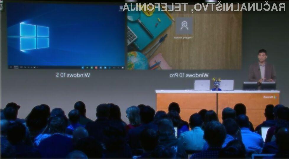 Novi Windows 10 S je odlična alternativa vse bolj priljubljenemu Googlovemu operacijskemu sistemu Chrome OS.