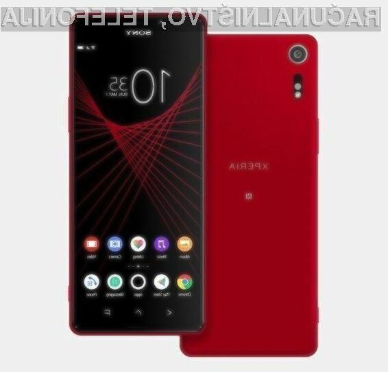 Telefon Sony Xperia X Ultra naj bi na trg prispel še pred jesenjo.