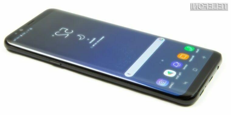 Visoko povpraševanje po pametnih mobilnih telefonih Galaxy S8 in Galaxy S8+ je presenetilo mnoge!