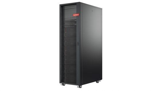 Lenovo z rešitvijo hrambe podatkov DSS-G nagovarja programsko opredeljene podatkovne centre