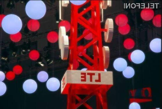Hitro mobilno omrežje LTE 4.5 PRO naj bi zaživelo kmalu!