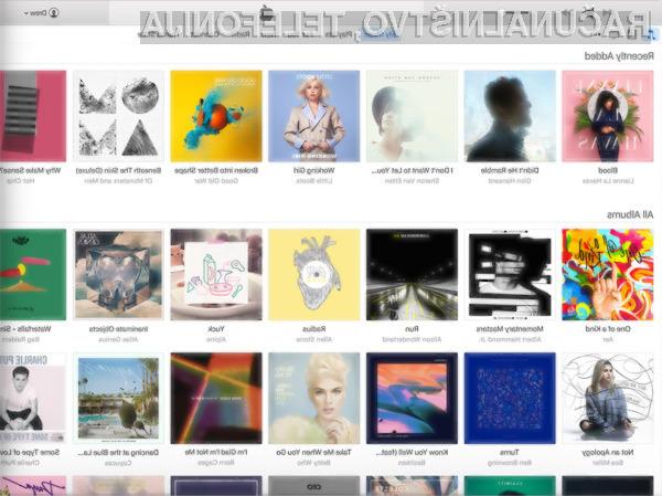 Programsko opremo iTunes bomo še pred koncem leta našli celo v Windows Trgovini.