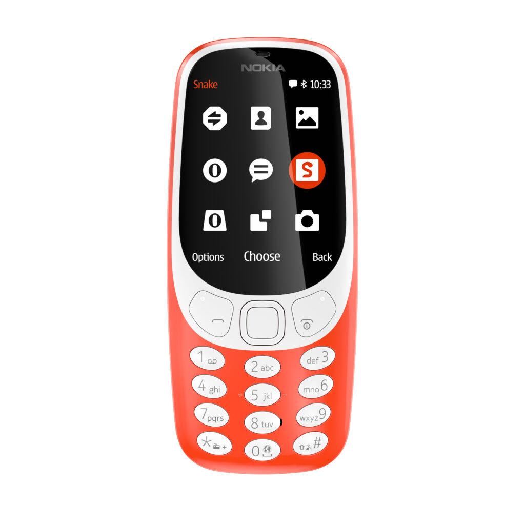 Nokia 3310 v Sloveniji že prihodnji mesec!