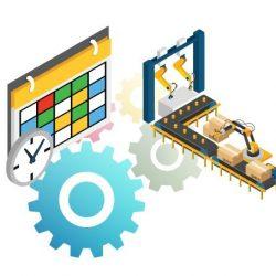 Planiranje proizvodnje z umetno inteligenco