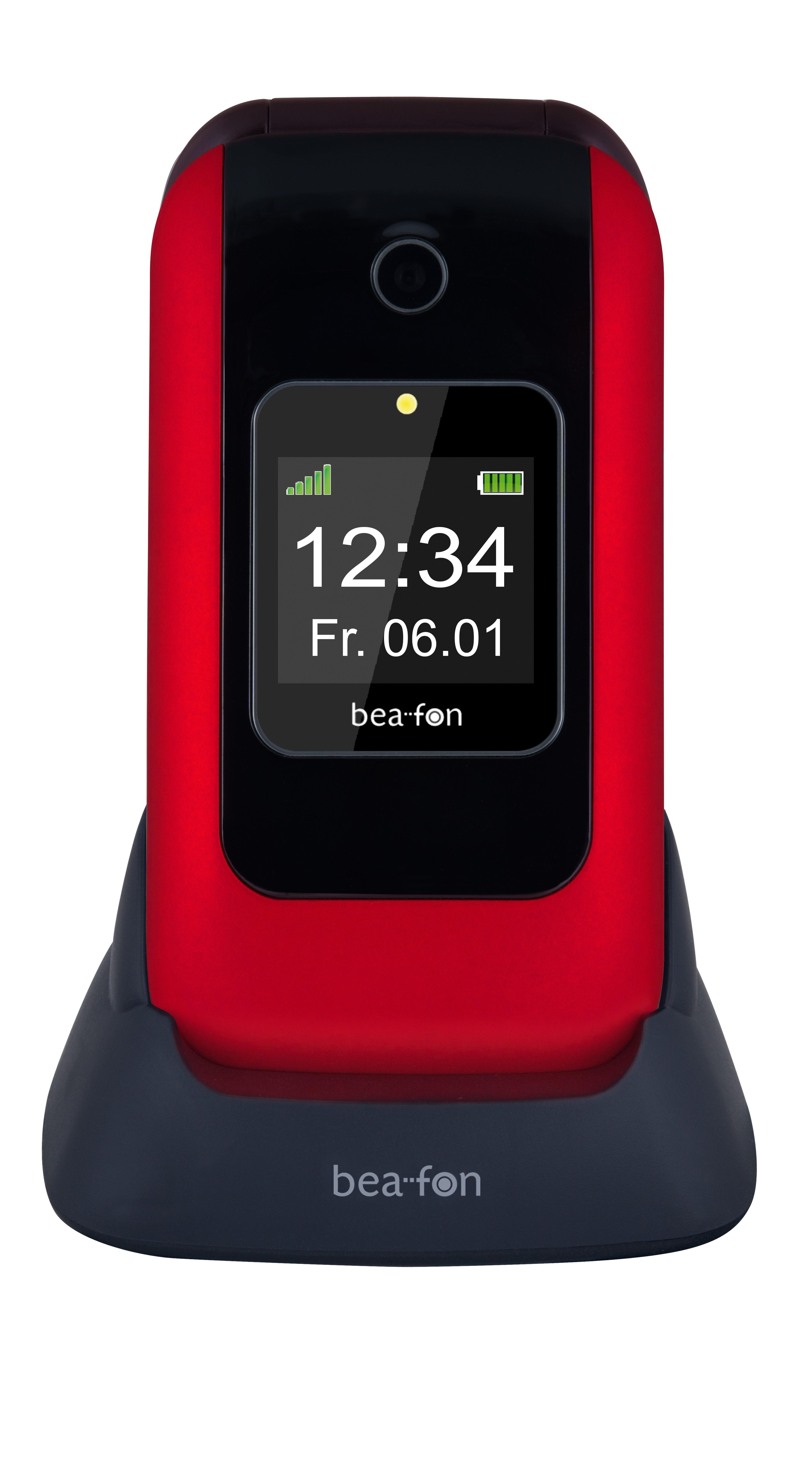 Beafon SL670 v rdeči barvi