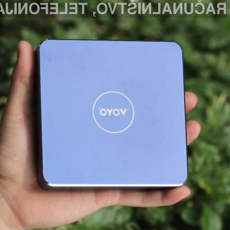 Računalnik Voyo V1 Vmac za malo denarja ponuja veliko!