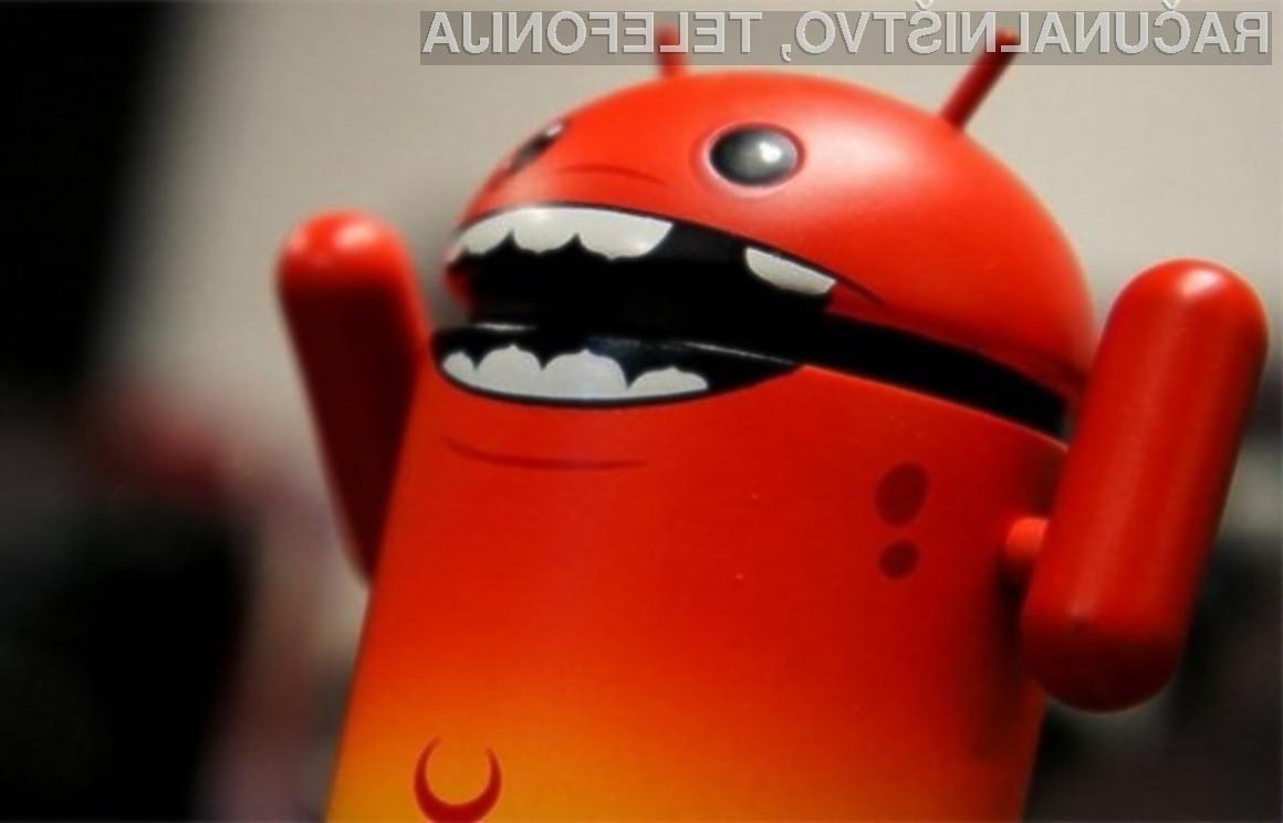 Uporabnike mobilnih naprav Android ogroža nova nevarnost!