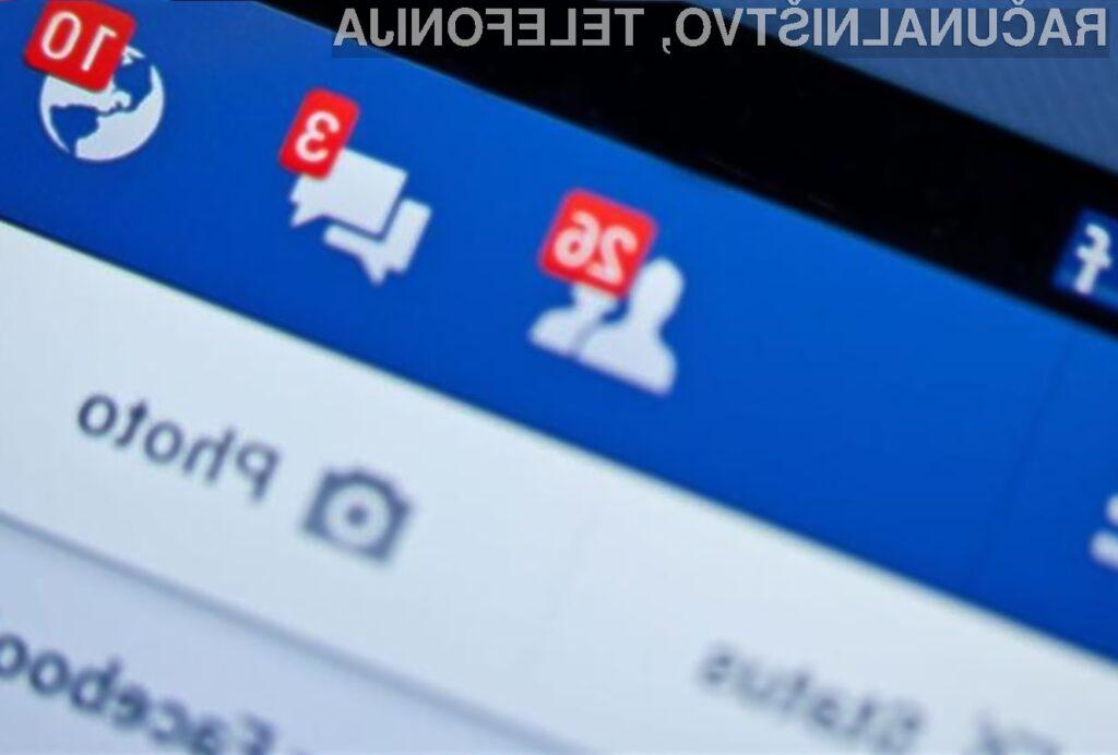 Preden nekaj objavite na Facebooku, najprej dobro premislite, ali je vsebina primerna.