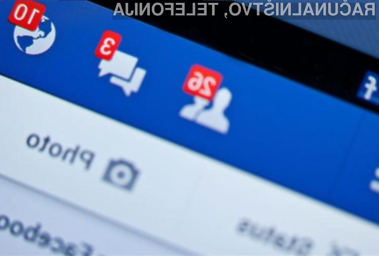 Preden nekaj objavite na Facebooku najprej dobro premislite, ali je vsebina primerna.