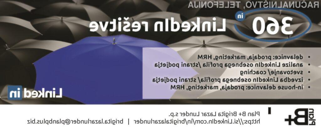 LinkedIn #1 za vaš poslovni uspeh