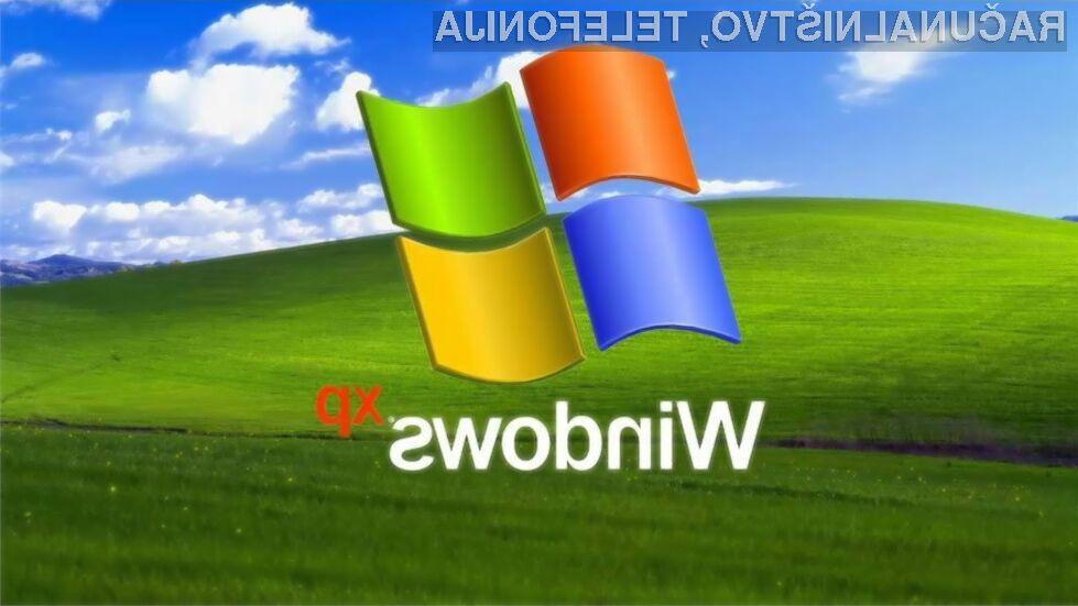 Windows XP je že drugič zapored prejel izredni varnostni popravek.
