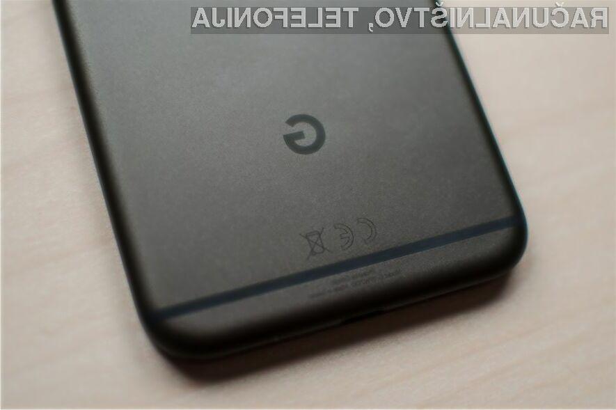 Od pametnega mobilnega telefona Google Pixel XL 2 se pričakuje veliko!