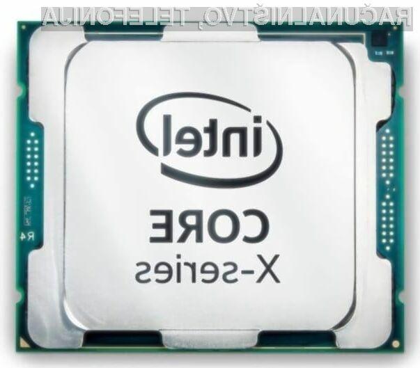 Procesorji Intel družine Core X HEDT bodo namenjeni najzahtevnejšim!