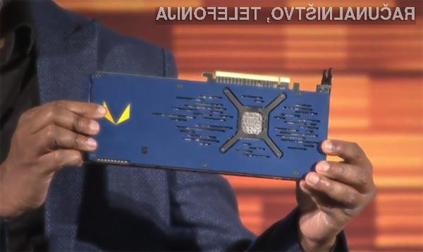Superzmogljiva grafična AMD Radeon Vega Frontier Edition je že na voljo v ZDA!