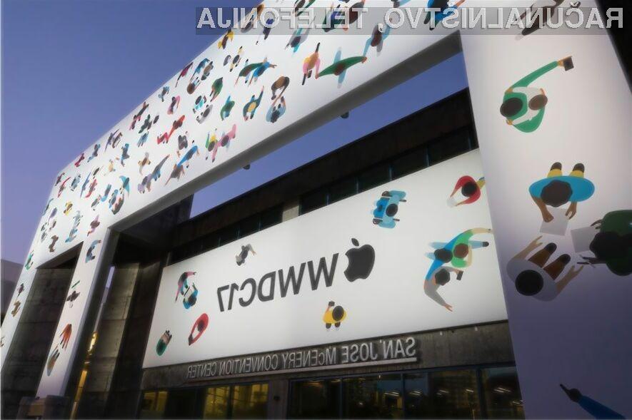 Apple je na konferenci WWDC 2017 predstavil bogato paleto novosti!