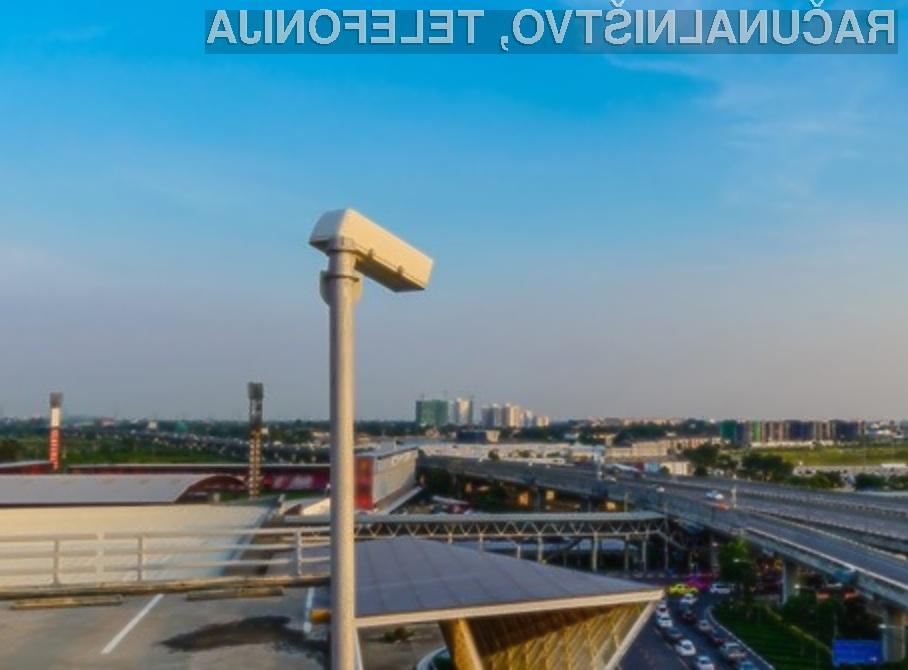 WannaCry preprečil pošiljanje kazni za prometne prekrške!