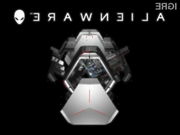 Igričarskim osebnim računalnikom Dell Alienware Area-51 zagotovo ne bo zmanjkalo moči!