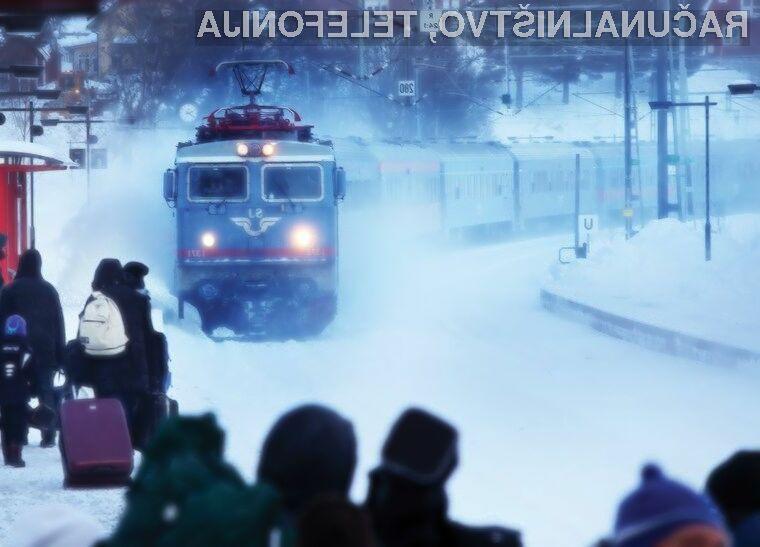 Švedska železnica potnikom pod kožo vstavila čip