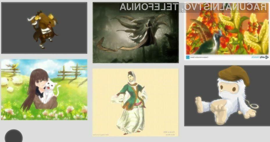 Program Midas Creature omogoča avtomatizacijo celotnega procesa ustvarjanja animacij iz 2D likov.