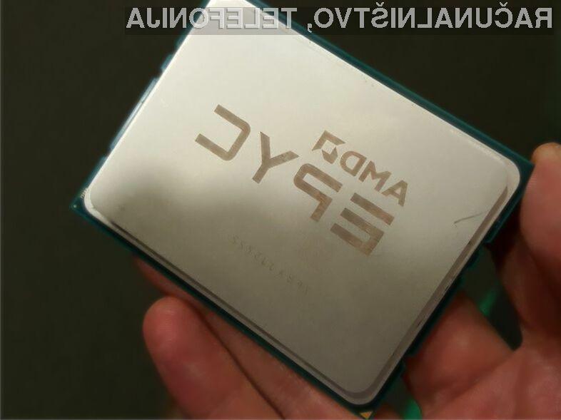 Procesorji AMD EPYC imajo prav vse možnosti za uspeh!