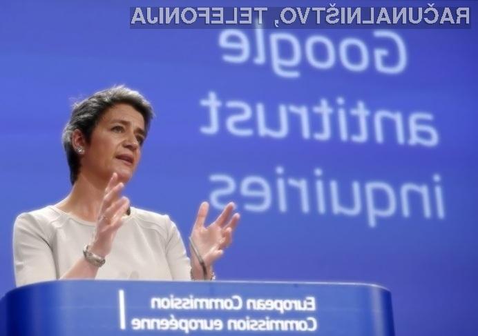 Podjetje Google lahko pred astronomsko visoko kaznijo reši le še čudež!