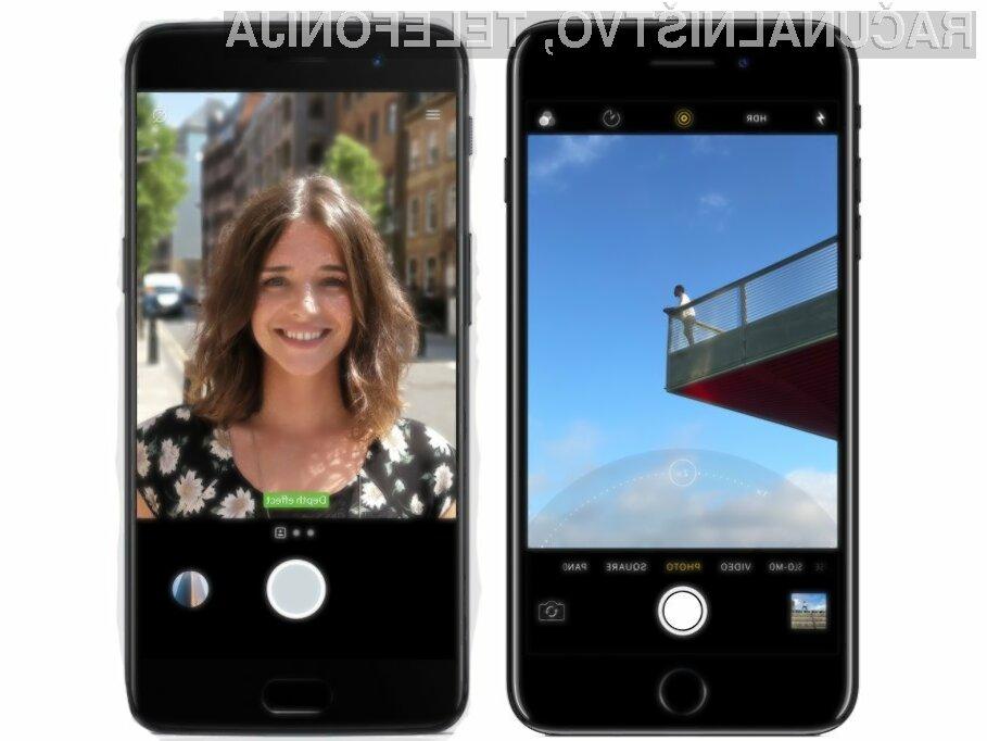 OnePlus 5 je še vedno cenejši od paradnih konjev vodilnih proizvajalcev telefonov!