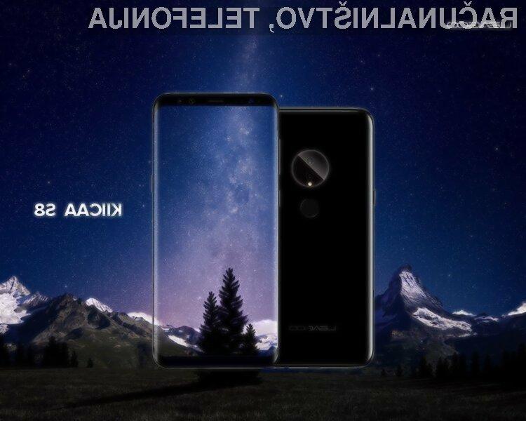 KIICAA S8: To je Galaxy S8, ki stane manj kot 300 evrov