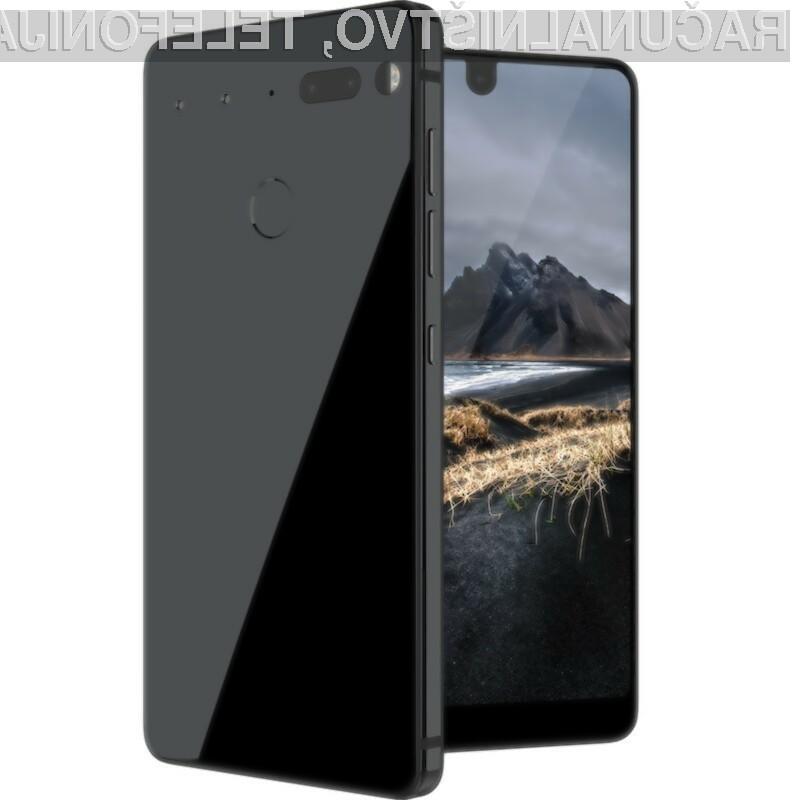 Essential Phone bi lahko pošteno premešal karte na trgu mobilne telefonije.