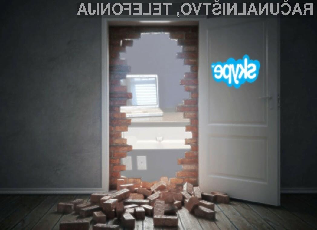 Nova pravila o zasebnosti evropskih uporabnikov bi proizvajalcem programske opreme prepovedovala vgradnjo stranskih vrat,