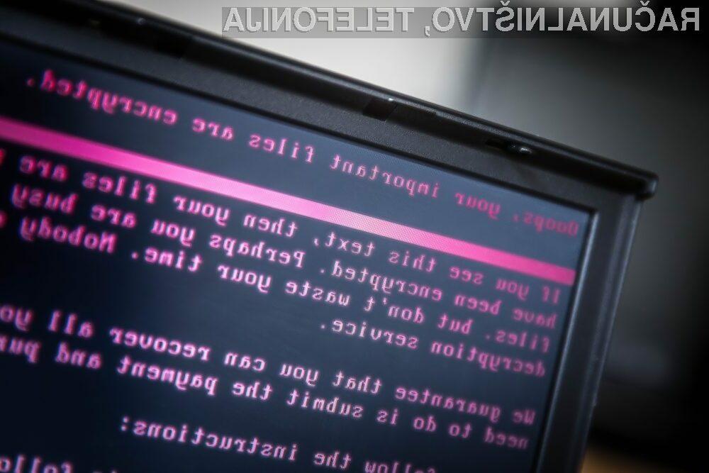 Glavni namen zlonamerne kode Petya naj bi bil uničevanje podatkov naključnih žrtev.