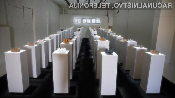 Zbirka umetniških del pred uničenjem.