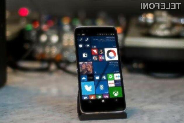 Telefon Alcatel IDOL 4 Pro bi lahko brez večjih težav nadomestil osebni računalnik!