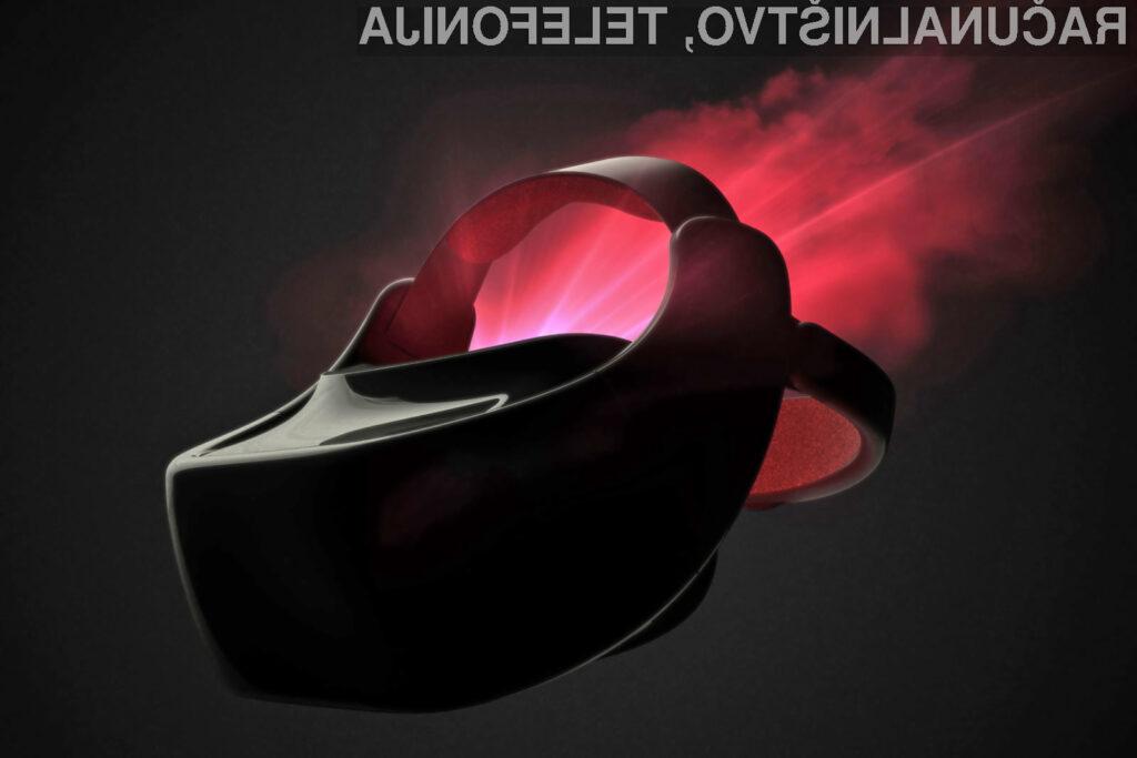 Podjetje HTC naj bi pripravljalo vrhunski izdelek za navidezno resničnost!