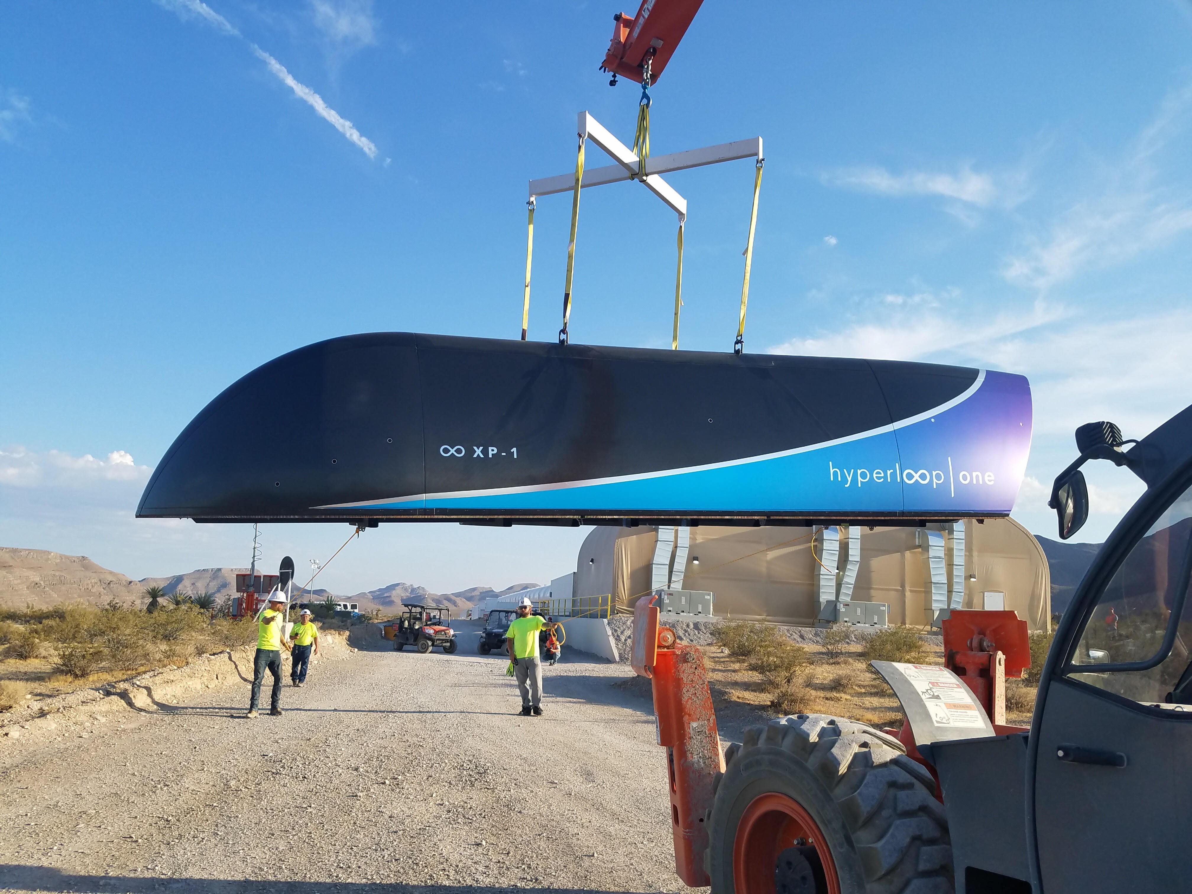 Razvoj najhitrejšega vlaka poteka po načrtih!
