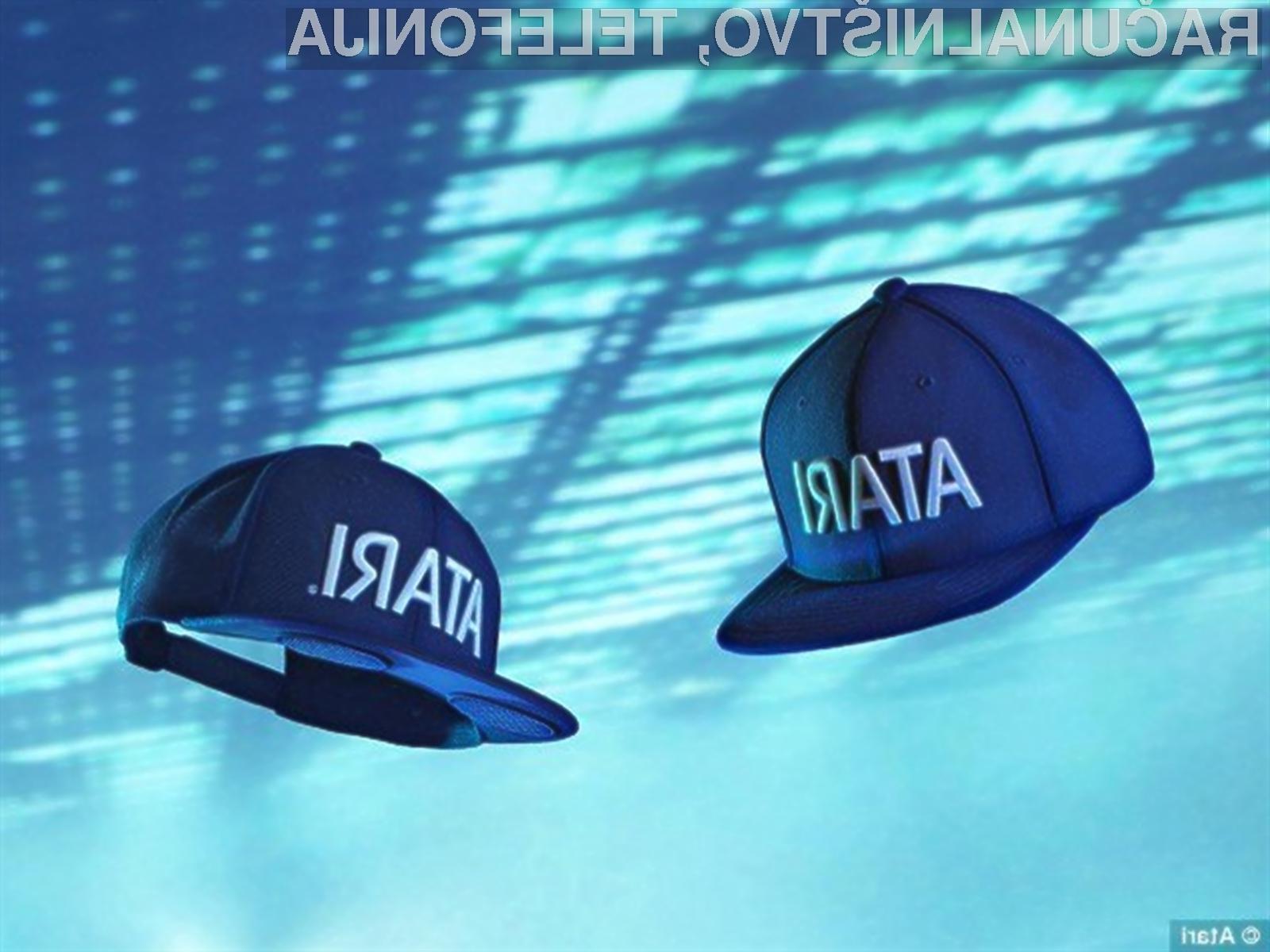 Kapa Atari Speaker Hat bi lahko bila naprodaj že proti koncu leta.