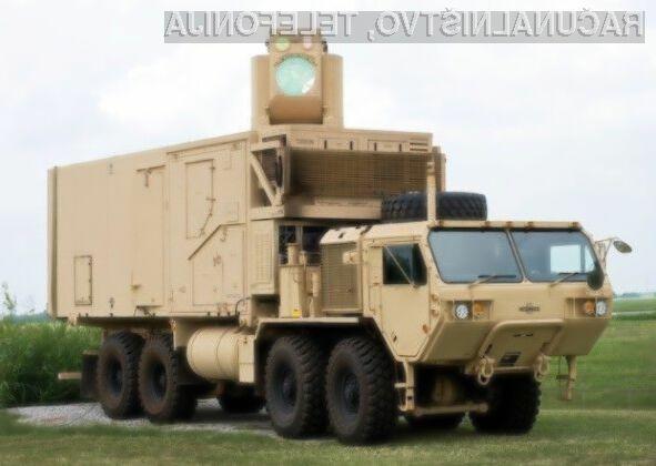 Vojska ZDA vse več denarja vlaga v futuristično orožje