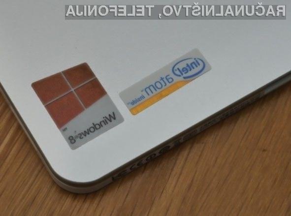 Uporabniki naprav z Intelovimi procesorji Atom Clover bo varnostne posodobitve za Windows 10 prejemali vsaj do leta 2023.