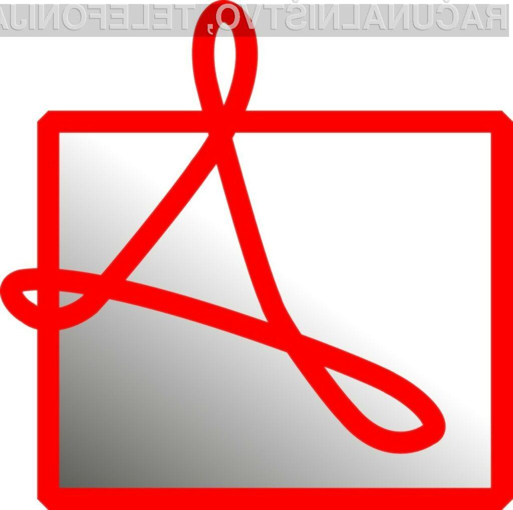 """Adobe pravi: """"Flash se bo do leta 2020 poslovil za vedno!"""""""