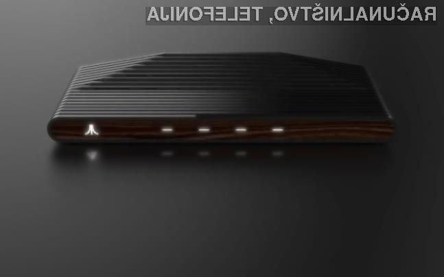 Atari razkril prve fotografije nove konzole