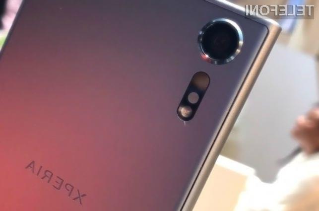 Sony naj bi s telefonom Xperia XZ zlahka prepričal tudi zahtevnejše uporabnike!