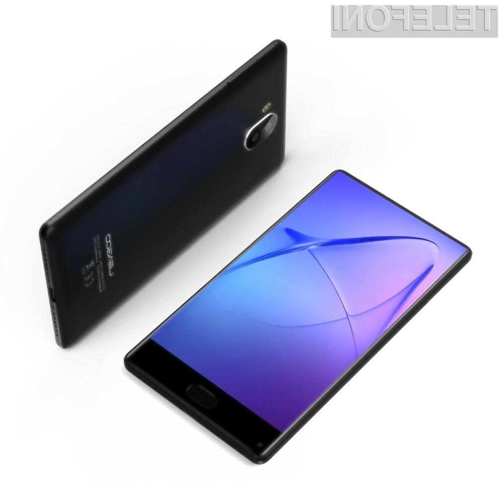 Pametni mobilni telefon LEAGOO KIICAA MIX za resnično malo denarja ponuja veliko!