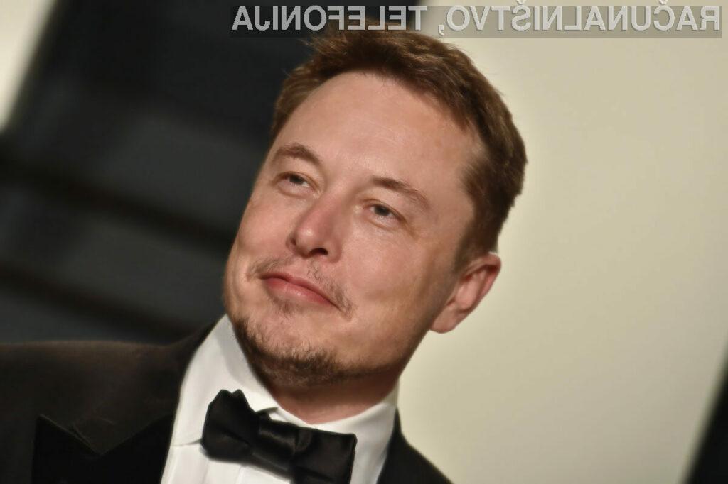 Elon Musk poziva vlade k regulacije umetne inteligence