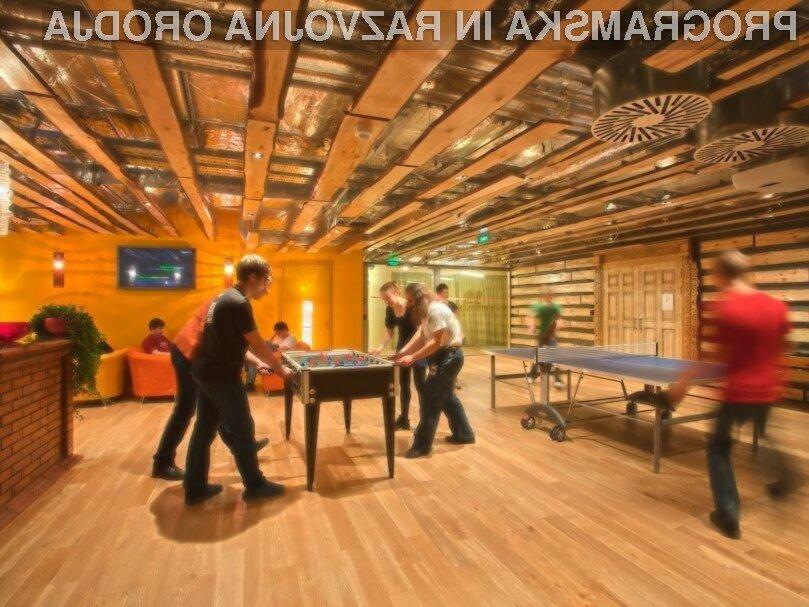 Teh 26 fotografij je dokaz, da ima Google najboljše pisarne na svetu