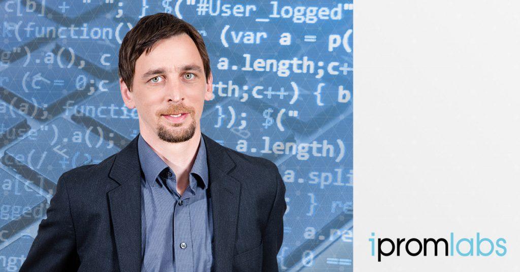 Tomaž Tomšič prevzel vodenje oddelka iPROM Labs