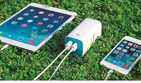 Prenosni dodatni akumulator: za pametni telefon, tablični računalnik in prenosnik