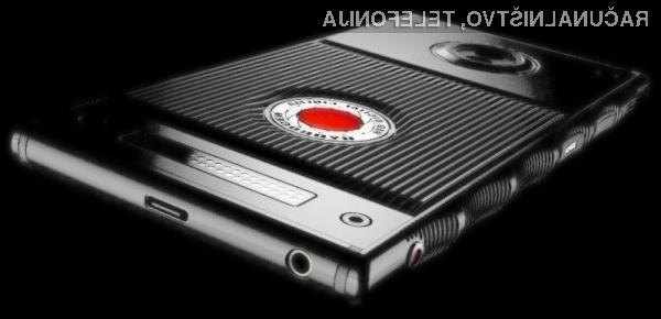 Pametni mobilni telefon RED Hydrogen One bo prinesel svežino na trg mobilne telefone!