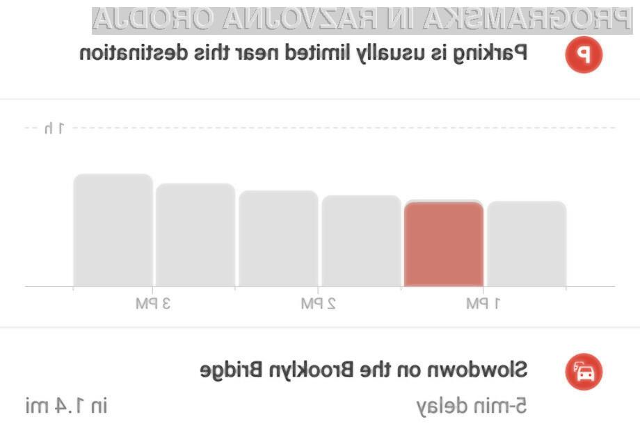 Google Maps vam pove, kdaj je najboljši čas za potovanje