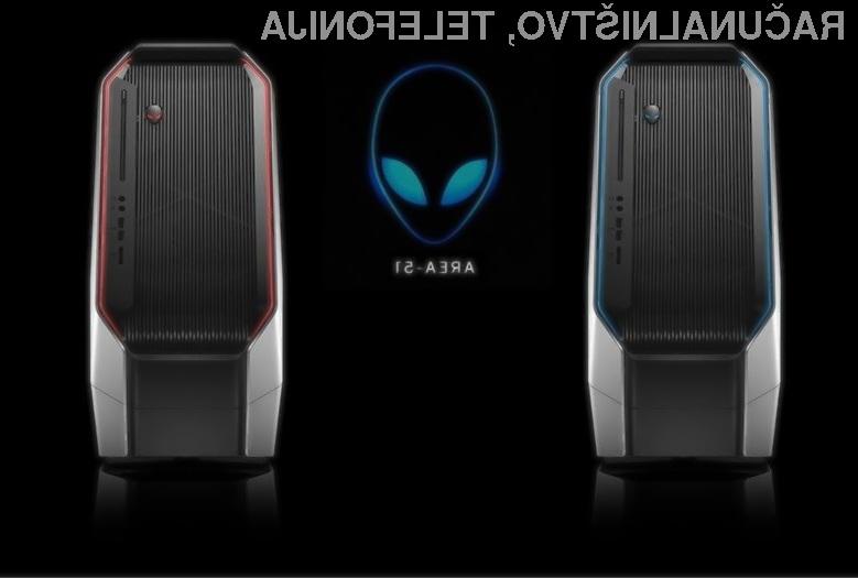 Tako zmogljivega računalnika Alienware še ni bilo